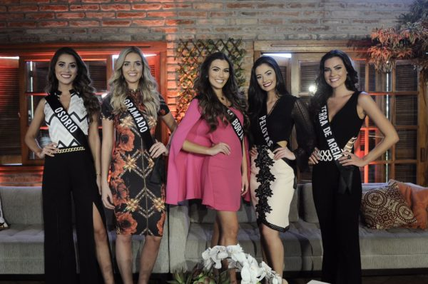 Band transmite ao vivo final do concurso Miss RS Be Emotion 2017