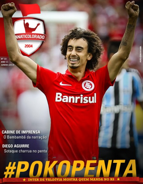 Revista Fanaticolorado destaca conquista do Inter